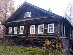 House of writer V.I. Belov