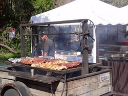 Our Catering Grill