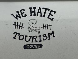 ‪We Hate Tourism Tours‬