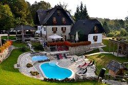 Restaurant Ethno Houses Plitvica Selo