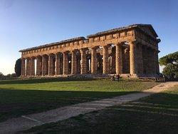 National Park in Paestum
