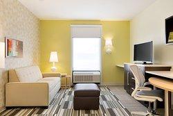 ADA King One Bedroom Suite