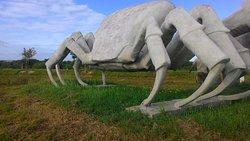 Crab Monument
