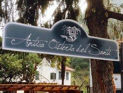 Antica Osteria del Santi