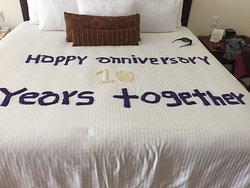 10 year anniversary trip