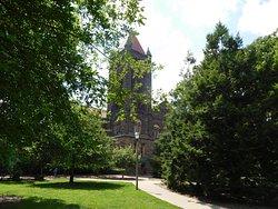 Altgeld Hall Tower