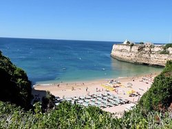 Praia de Nossa Senhora da Rocha