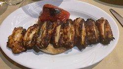 Kanat ou ailes de poulet grillé