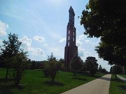 South Quad Bell Tower