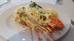 Seafood Affair Licensed Restaurant