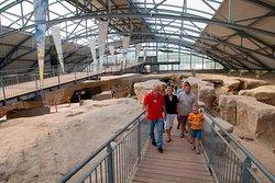 Roman Mine at Meurin