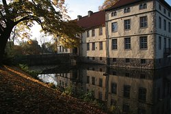 Schlosspark Schloss Strunkede