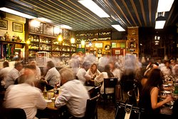 Ambiente do Bar/Rest