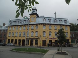 Updated hotel in Quebec lower town, great location