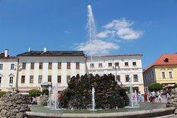 The Stone Fountain