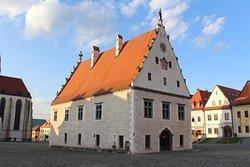 Šarišské Múzeum - Mestská Radnica