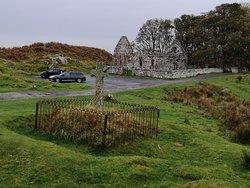 Kildalton High Cross and Old Parish Church