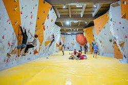 Climbing Wall TSEKH