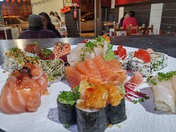 Exotic Sushi Fusion