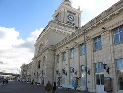 Volgograd Railway Station