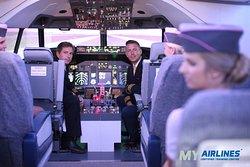 My Airlines - Flight simulator B737-800 NG