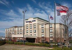 SpringHill Suites Greensboro