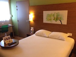 Chambre double Ibis Styles Bourges
