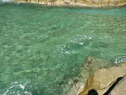 Spiaggia di Punta Crena