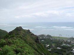 Kahekili Ridge hike