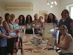 Silvina Glass Designs Workshops & Gallery