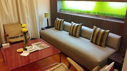 centrally located good option for a short stay