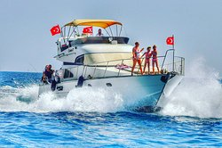 Alanya VIP Yacht - Carmen 07