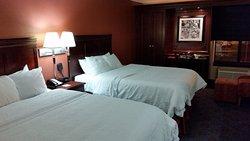 Excellent hotel, convenient location