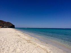 Playa El Tecolote (Tecolote Beach)