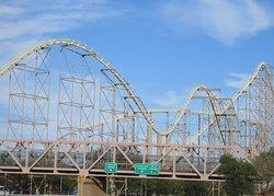 Desperado Roller Coaster