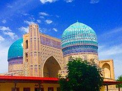مسجد بيبي خاني