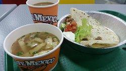 Мексиканский фастфуд