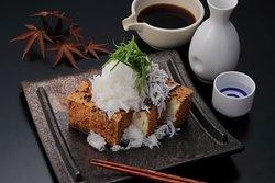 Fried Tofu with Grated Radish