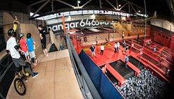 Hangar 646 Park Trampolin