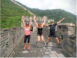 Kelly Han的北京一日游