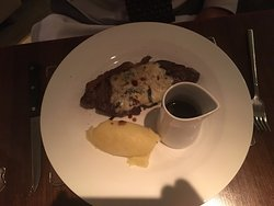 Serlion Steak - unbelievable
