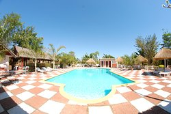 Le Grand Hotel du Tsingy de Bemaraha