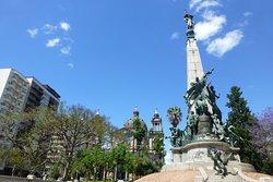 Praça Marechal Deodoro ( Praça da Matriz )