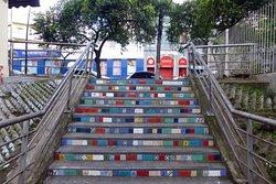 Escadaria 24 de Maio