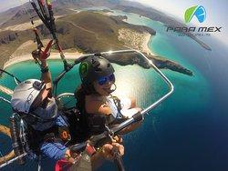 Baja Paragliding Experience
