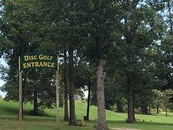 Disc Golf Course - Mountain View City Park