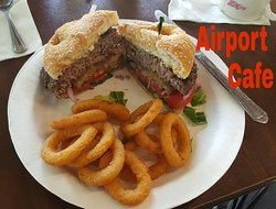 Kern Valley Airport Cafe