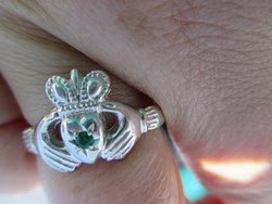 Thomas Dillon's Claddagh Gold