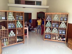 The Kampot Pepper Shop