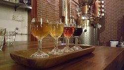 Bottle Distillery